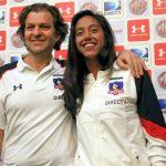 Colo Colo renovó su apoyo a la tenista nacional Daniela Seguel