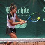 Fernanda Brito gana el duelo de chilenas y avanza a semifinales de la Copa Hacienda Chicureo