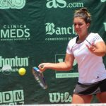 Fernanda Brito se instala en los octavos de final del ITF de Villa del Dique