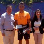 Juan Carlos Sáez se quedó con el título del Futuro Chile 2