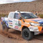 Juan Carlos Vallejo: Mi objetivo es quedar dentro de los 30 mejores del Dakar