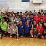 Club Natus Vincere se quedó con el título del Nacional Sub 15 Masculino de Volleyball