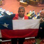 Camara de Diputados aprobó proyecto de nacionalización para Yasmani Acosta