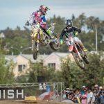 Leonardo Quintanilla y Nicolás Aravena buscarán el título de la categoría Open Pro del motocross nacional