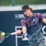 Nicolás Jarry cayó en octavos de final del Challenger de Canberra