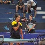 Equipo chileno femenino se titula campeón del Sudamericano de Tenis de Mesa