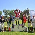 Chile tiene a sus primeros campeones nacionales de salto ecuestre de la temporada 2017