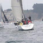 Santander, Itaú, Aura y Cape Horn lideran la Regata 2Bahías tras primera jornada
