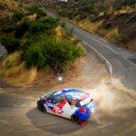 Alberto Heller fue el más rápido en los entrenamientos del RallyMobil MotorShow