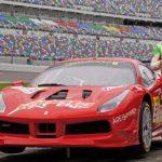 Benjamín Hites viajó a Estados Unidos para debutar en la Ferrari Challenge