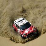 Boris Garafulic sigue escalando posiciones en la categoría autos del Dakar