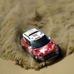 Boris Garafulic logra la posición 12 en la décima etapa del Dakar