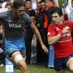 """Los """"Cóndores 7"""" avanzaron a cuartos de final del Seven de Viña"""