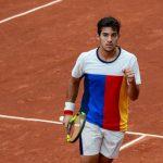 Christian Garin debuta este lunes en la qualy de Wimbledon
