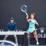 Daniela Seguel avanzó a los cuartos de final de dobles del WTA Newport Beach