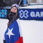 Dominique Ohaco obtuvo el cuarto lugar en los X-Games de Invierno