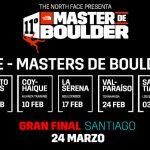 Se realizó el lanzamiento de la gira The North Face Pre Master de Boulder 2018