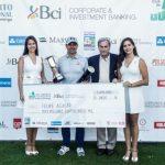 Felipe Aguilar se tituló campeón del Abierto Las Rocas de Santo Domingo