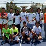 """Fundación """"Futuros para el Tenis"""" de Hans Podlipnik recibe importante aporte económico de la ATP"""