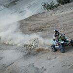 Ignacio Casale termina tercero en la séptima etapa del Dakar
