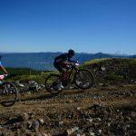 Gonzalo Aravena y Vivian Sáez ganan la primera fecha del Mountainbike Tour 2018