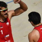 Duplas chilenas se preparan para el Circuito Sudamericano de Volleyball Playa 2018