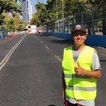 Pedro Devaud probará un monoplaza de la Fórmula E en la fecha chilena de la categoría