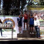 Roberto Tello y Yetsemín González ganaron el Nacional de Cross Country