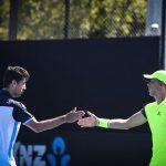 Hans Podlipnik y Andrei Vasilevski cayeron en cuartos de final de dobles en Buenos Aires