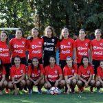 Se entregó la nómina definitiva de la Roja Femenina Sub 20 para el Sudamericano de Ecuador