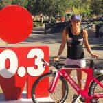Valentina Carvallo realiza Desafío 39 Latitudes con 16 triatlones a lo largo del país
