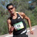 Yerko Araya obtuvo el cuarto lugar en competencia australiana de marcha atlética