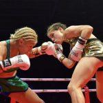 Confirman la revancha entre las boxeadoras Isis Mascareña y Daniela Asenjo