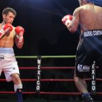 Mario Contreras desafió a Cristián Salas por el título welter de Chile