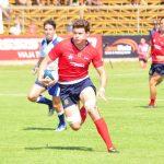 Chile cayó ante Brasil en su debut por el Americas Rugby Championship 2018