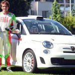 Benjamín Hites firmó con la escudería italiana Fiat