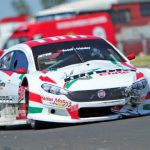 Benjamín Hites abandonó en la primera fecha del Top Race de Argentina producto de un choque
