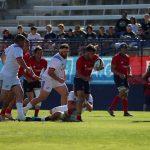 Chile cayó ante USA en nueva fecha del Americas Rugby Championship