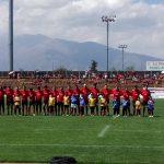 """Los """"Cóndores"""" cayeron ante Uruguay en nueva fecha del Americas Rugby Championship 2018"""