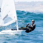 Clemente Seguel debuta este martes en la Semana Internacional de Yachting de Mar del Plata
