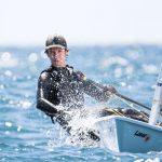Clemente Seguel debutó con un segundo lugar en Holanda
