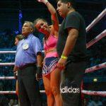 Daniela Asenjo derrota a Isis Mascareña y se queda con el título nacional femenino súper mosca