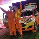 Emilio Fernández y Joaquín Riquelme debutan este jueves en el Mundial Junior de Rally