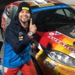 Emilio Fernández y Joaquín Riquelme hacen historia al ganar un prime en el Mundial de Rally Junior