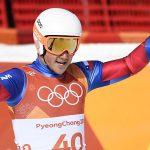 Henrik Von Appen finalizó en el puesto 30 del Súper Gigante en PyeongChang 2018