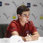 Joaquín Niemann debutará como profesional en el Valero Texas Open