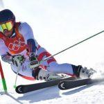Kai Horwitz fue descalificado en la segunda ronda del Slalom Gigante de los Juegos Olímpicos de Invierno