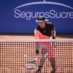 Nicolás Jarry derrota a Guido Pella y avanza a cuartos de final del ATP 250 de Sao Paulo