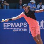 Nicolás Jarry cayó en los cuartos de final del ATP 250 de Quito