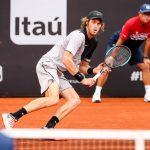 Nicolás Jarry cayó en las semifinales del ATP 500 de Río de Janeiro